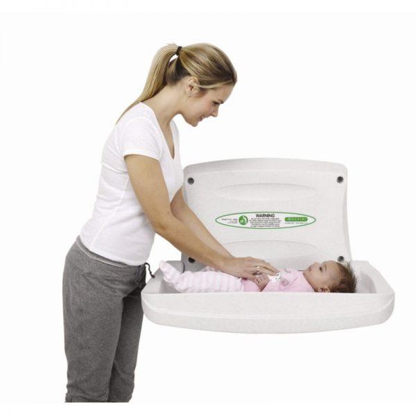 Magrini cambiador de bebé Horizontal