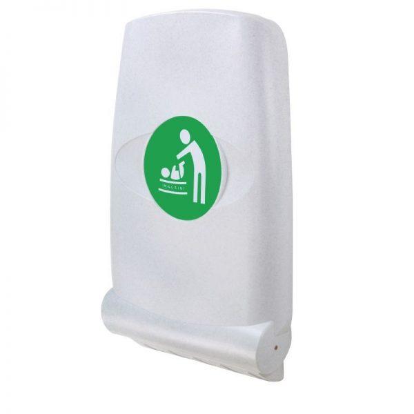 Cambiador de bebé vertical Magrini- cambiadordepanales.es